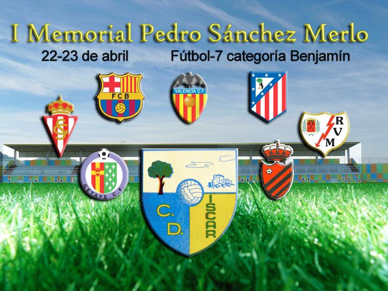 El I Memorial Pedro Sánchez Merlo en Iscar ha sido un rotundo éxito!