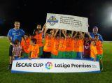 Escuelas de Fútbol Palencia y Makkabi Frankfurt se clasifican para la Iscar Cup2017